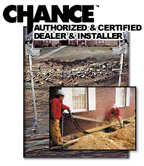 Chance Authorized and Certified Dealer and Installer